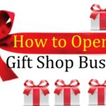 How to open a gift shop?
