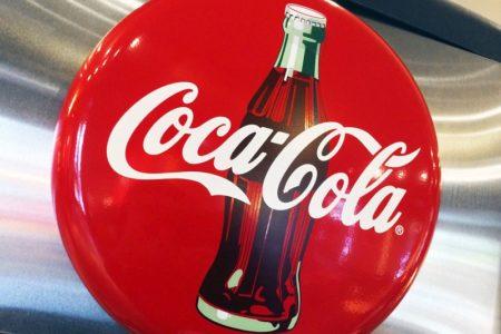 Coca Cola shares