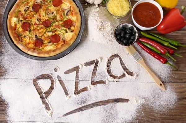 start a pizza business